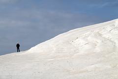 Agrigento, Scala dei Turchi - Bianco su bianco (valerologan) Tags: sicily bianco sicilia agrigento scogliera marna realmonte scaladeiturchi