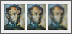 Metamorphosis... (Rainer Fritz) Tags: collage natur lincoln metamorphosis metamorphose verwandlung abrahmamlincoln