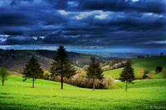 sur la route du retour (_M_2) Tags: sky cloud france landscape m ciel nuage paysage auvergne verdure cantal midipyrnes 24105l canon6d