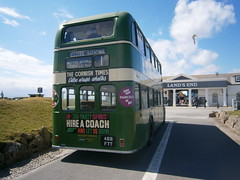 Western National Bristol at Lands End. (Sidmouth Ian) Tags: landsend westernnational 468ftt