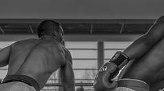 La vie est un combat (8 eme ART) Tags: blackandwhite france sport noiretblanc box skate combat jeanmarie 2016 karat comptition boxeur