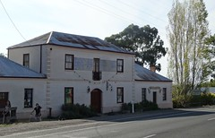 Hepburn Springs. The old Macaroni factory which dates from 1859. (denisbin) Tags: station train hotel factory postoffice springs townhall guildford spa macaroni botanicgardens daylesford hepburnsprings