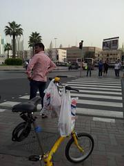 #mini #grocery #shopping#bike#bicycle to grocery... ;-) #yellow #sugimura #bromptonmini #almostbrompton#bromptoncopy#bromptonwannabe#brompton#foldingbike #foldingbicycle#sugi#westside#ksco#tiny (nakamurasan) Tags: bike bicycle yellow shopping mini tiny westside grocery sugi foldingbike brompton foldingbicycle sugimura ksco almostbrompton bromptonmini bromptoncopy bromptonwannabe