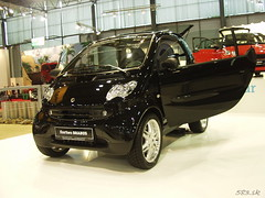 P6024363 (Pn Marek - 583.sk) Tags: 2005 two smart four for brno v6 roadster brabus fortwo biturbo for4 bvv for2 autosaln fotogalria