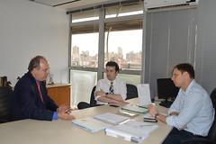 Secretrio com o Presidente da Associao Brasileira de Carvo (Lucas Redecker) Tags: lucas sme secretrio charqueadas redecker