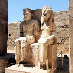 Luxor Temple (martin97uk) Tags: africa cruise river temple egypt nile thomson luxor legacy tutankhamun