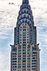 Chrysler Building, HDR (Alejandro Ortiz III) Tags: newyorkcity newyork alex brooklyn digital canon eos newjersey chryslerbuilding canoneos hdr allrightsreserved lightroom rahway alexortiz 60d lightroom3 efs18135mmf3556is shbnggrth alejandroortiziii hdrefexpro2 copyright2016 copyright2016alejandroortiziii