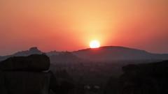 India - Karnataka - Hampi - Sunset - 4 (asienman) Tags: india unescoworldheritagesite karnataka hampi vijayanagara asienmanphotography