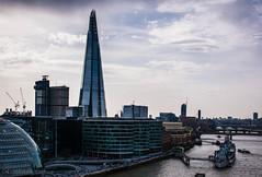 The Shard (Fotofabrik Itzehoe) Tags: uk england london towerbridge a100 butlerswharf londonboroughofsouthwark