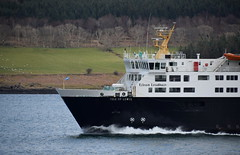 MV Isle of Lewis in the Sound of Mull (Russardo) Tags: ferry scotland mac lewis cal sound mull isle calmac mv caledonian macbrayne