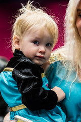 Comic Con Edinburgh 03-04-16-12 (Philip Gillespie) Tags: costumes portrait people macro make up field kids canon children fun photography scary edinburgh flickr comic dof dress princess cosplay group exhibition 100mm iso event acting joker adults depth con 2016 eicc sequent