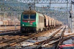 436 345 (atropo8) Tags: italy train nikon merci zug cargo treno freight sncf monfalcone astride cereali d810 captrain 436345 bb36345