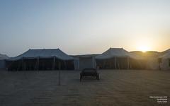 bedouin tent @ Doha (kgrebenare) Tags: sunset tent doha qatar bedouin sandadventure