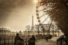 Paris, one afternoon