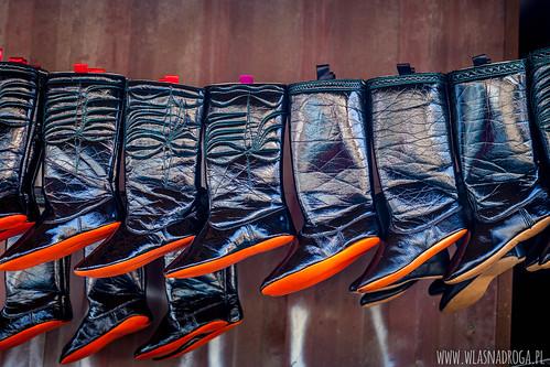 Tradycyjne buty