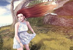 Swept Away (Cryssie Carver) Tags: life dead an sl secondlife second lar collaborative tableau fetch poses tableauvivant tlc the dollz vivant liaison maitreya mynerva gaeg deaddollz ariskea theliaisoncollaborative anlarposes