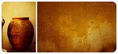 Effet ravalement -) (29Brigitte) Tags: couleurs mur jarre