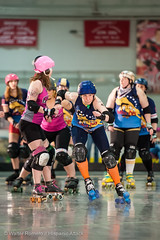 CNYRD_Wonder_Brawlers_vs_South_Shire_Battle_Cats_11_20160402 (Hispanic Attack) Tags: rollerderby battlecats srd cnyrd centralnewyorkrollerderby southshirerollerderby