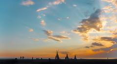 la laguna view (maikepiel) Tags: sunset sea sky bali silhouette clouds la meer colours sonnenuntergang himmel wolken laguna farben