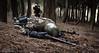 Sani-3 (Andy Darby) Tags: helmet german medic sani arley paratrooper k98 fallschirmjager fjr5