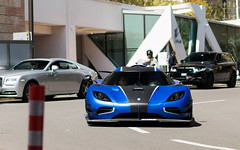 One:1 (TheCarspots Photography) Tags: blue cars 85mm super monaco ontheroad koenigsegg supercars 2016 one1 70d hypercars canoneos70d monacosstreet