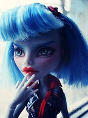 Avsila (eneida_prince) Tags: photo doll dolls photoshoot photos zombie ooak mh mattel 2016 monsterhigh ghouliayelps avsila monsterhighooak osalina monsterhigh2016 ghouliayelpsooak