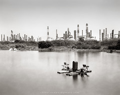 Chemical Plant (chien.wenwei) Tags: plant large taiwan kaohsiung 4x5 format chemical toyo45fa