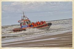 Katwijk - KNRM (gill4kleuren - 11 ml views) Tags: sea orange noordzee zee katwijk dag oranje knrm reddings