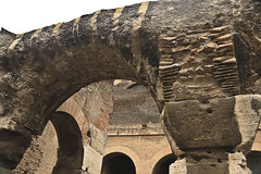 A2616ROMb (preacher43) Tags: italy rome history architecture outdoors arch roman arena escher emperor gladiator hypogeum colesseum