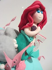 LoveMermaid (ommnom) Tags: sea cute cake princess under disney mermaid girlie the
