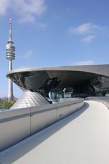 BMW Welt Munich by Coop Himmelb(l)au