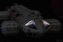 SPACE 1999: the eyes of Eagle (Teo Prencipe) Tags: moon eagle space 1999 base lunare