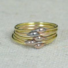 Unique Brass Stackin (alaridesign) Tags: by for unique drop her ring rings dew hippie stacking thin boho brass bohemian bimetal alaridesign