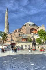 _MG_5658_59_60_Painterly (rvogt0505) Tags: turkey istanbul hagiasofia