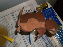CRAFTS           394 (anniesquirt) Tags: pooh