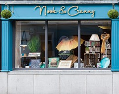 """Nook & Cranny"" . . . (Patrick Ahern Images) Tags: shops portlaoise 2016 52weekproject nookcranny"