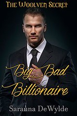 Big Bad Billionaire (CoverReveals) Tags: contemporary romance paranormal