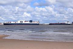 Atlantic Star & Atlantic Conveyor (Gareth Garbutt) Tags: acl rivermersey atlanticstar atlanticcontainerline atlanticconveyor
