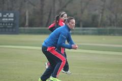 Ladies first v YMCA 28 April 2016