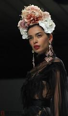 ISABEL SANCHS (ElPersonal.es) Tags: barcelona fashion cristina moda desfiles week bridal jordi jess fira novias 2016 diseadores pronovias dalmau tamborero peir