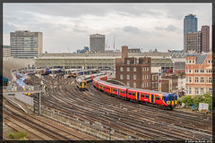 15-10-15 South West Trains 5850, London Waterloo (Julian de Bondt) Tags: west london south trains waterloo londen