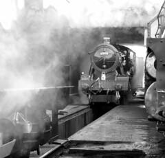 Steam (std70040) Tags: railway steamengine loughborough steamlocomotive greatcentralrailway 6990 witherslackhall