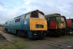 IMG_9203 (harrison-green) Tags: london underground diesel centre railway junction class butterly locomotive 20 37 47 midland warship 08 barclay swanwick shunter