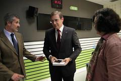 Pedro Passos Coelho em entrevista à Rádio Renanscença
