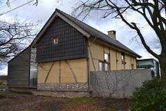 Tomstraat 3, Diepenbeek (Erf-goed.be) Tags: geotagged limburg hoeve archeonet diepenbeek vakwerkhoeve geo:lon=53696 geo:lat=508978 tomstraat