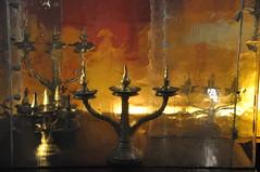 Colours (L&Me) Tags: colour art airport candle mumbai holder