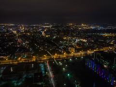 Dortmund at night