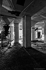 Shadows (Dreamdancer_77) Tags: old abandoned lost industrial alt decay grain rusty technik silo warehouse machinery technical ddr industrie gdr dilapidated rostig gros ruined collapsed urbex verfall veb getreide maschinen storagebuilding lostplaces lostplace getreidespeicher