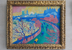 Derain, Charing Cross Bridge, London, c. 1906