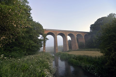 EYNSFORD VIADUCT AT SUNRISE  -  (Selected by GETTY IMAGES ESP) (DESPITE STRAIGHT LINES) Tags: morning cloud brick nature beauty sunrise river landscape dawn countryside kent am nikon flickr day railway poppy poppies getty naturalbeauty mothernature lullingstone goldenhour gettyimages d800 firstlight riverdarent eynsford coquelicots poppyfield thegoldenhour paulwilliams lowlightphotography outdoorphotography sunrisephotography nikkor1424mm nikon1424mm nikond800 eynsfordvillage despitestraightlines eynsfordkent theeynsfordviaduct batballstation sevenoaksrailway lullingstonevillage sunriseovereynsford despitestraightlinesatgettyimages gettyimagesesp